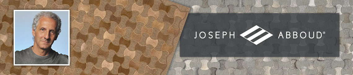 Area rugs designed by Joseph Abboud