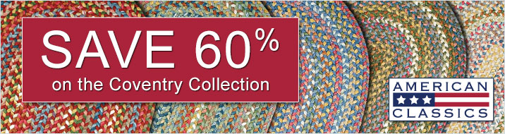 Save 60% on the American Classics Coventry Collection