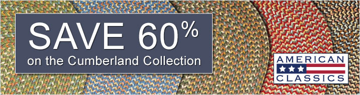 American Classics - save 60% on the Cumberland Collection