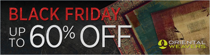 Black Friday Sale - Oriental Weavers - Save up to 60%