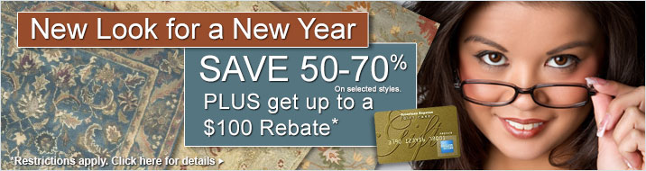New Look for a New Year Sale - Get up to $100 back