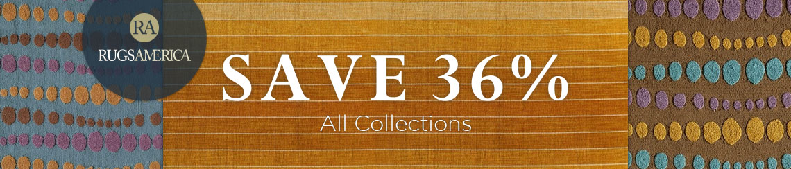 Rugs America - Save 36% on all collections.