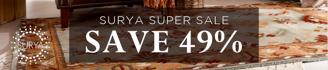 Surya Super Sale - Save 49%