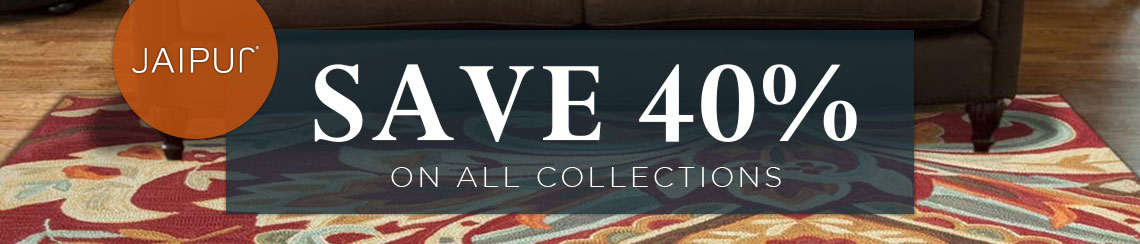 Jaipur Rugs - Save 40%
