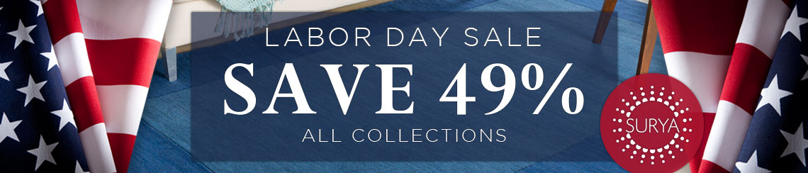 Surya Labor Day Sale