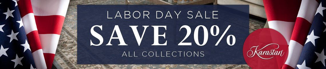 Karastan - Save 20% on all collections.