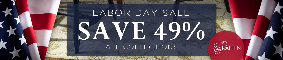 Kaleen - Save 49% on all collections.
