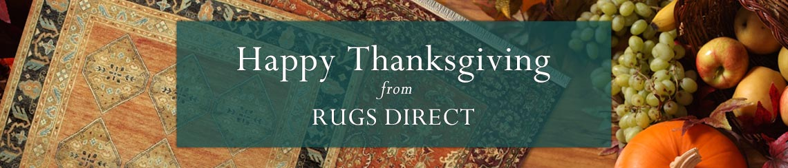 Happy Thanksgiving from Rugs Direct