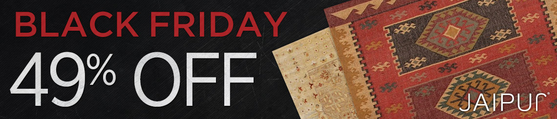 Jaipur Rugs - Save 49% on all collections.