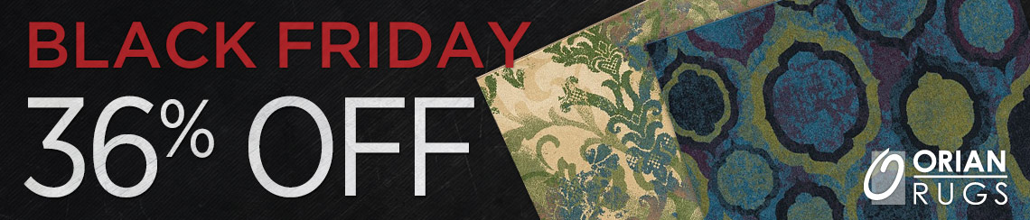 Orian Rugs - Save 36% on all collections.