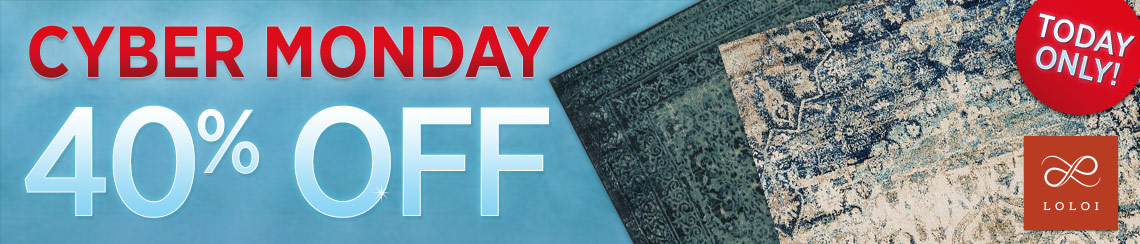 Loloi Rugs - Save 40%