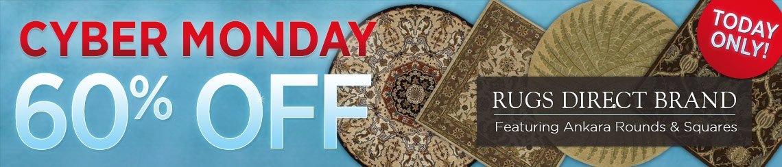 Rugs Direct Brand - Save 60%
