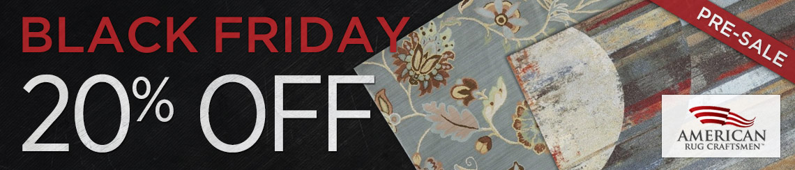 American Rug Craftsmen - Save 20% on all collections.