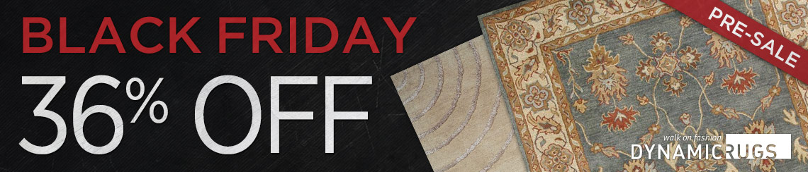 Dynamic Rugs - Save 36% on all collections.