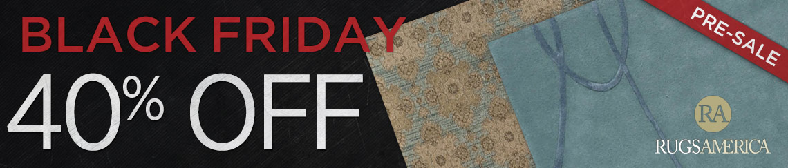 Rugs America - Save 40% on all collections.