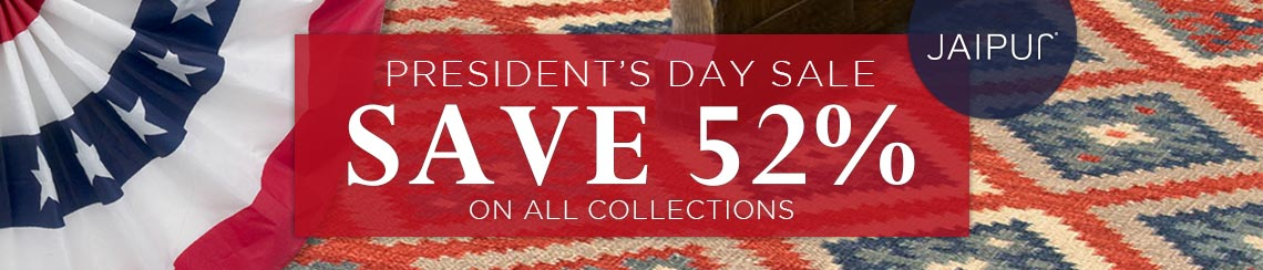 Jaipur Rugs President's Day Sale - Save 52%