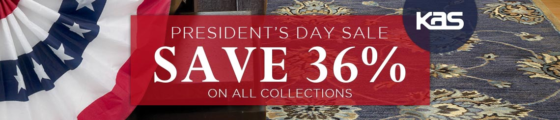 KAS President's Day Sale - Save 36%