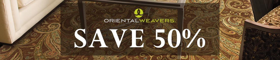 Oriental Weavers - Save 50%