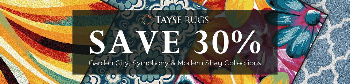 Tayse - Save 30% on selected collections.
