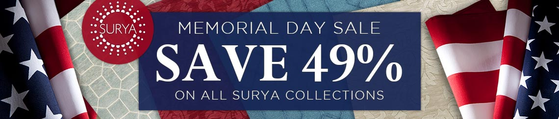 Surya Memorial Day Sale