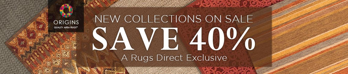 Origins - Save 40% on new collections.