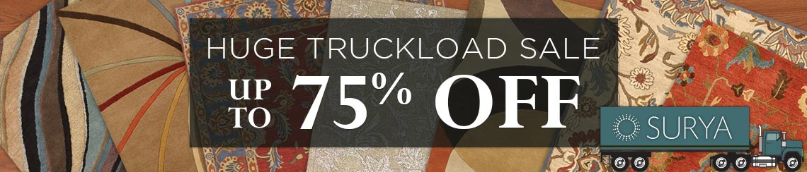 Surya Truckload Sale