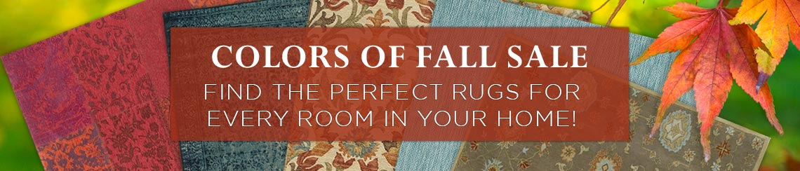 Colors of Fall Sale