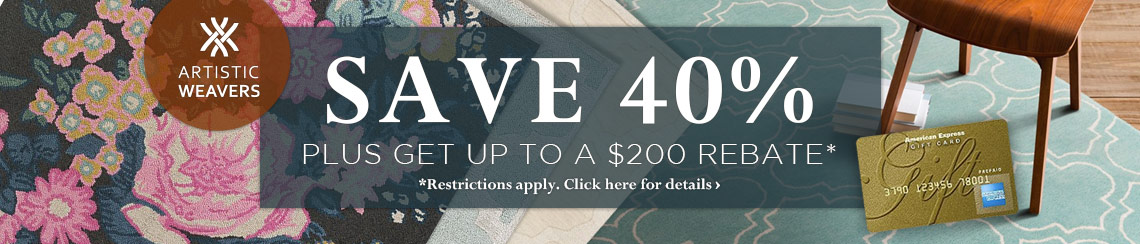 Save 40% plus get up to $200 back.