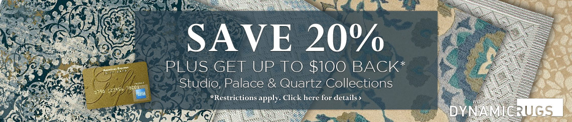 Save 20% plus get up to $100 back.
