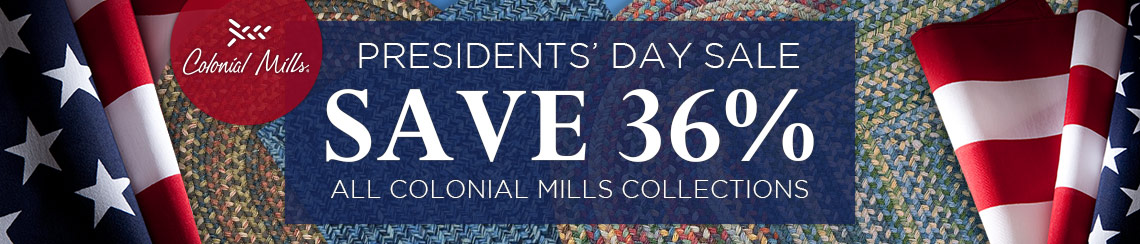 Colonial Mills - Save 36%