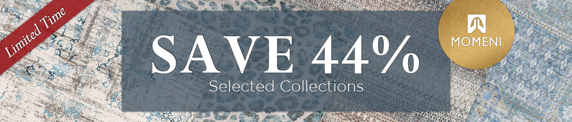 Momeni - Save 44% on selected collections.