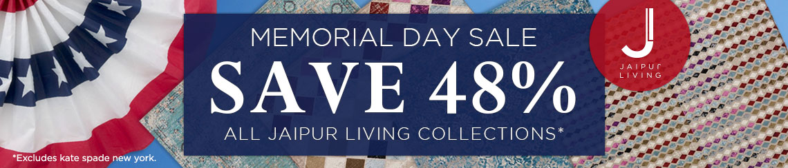Jaipur Living Memorial Day Sale