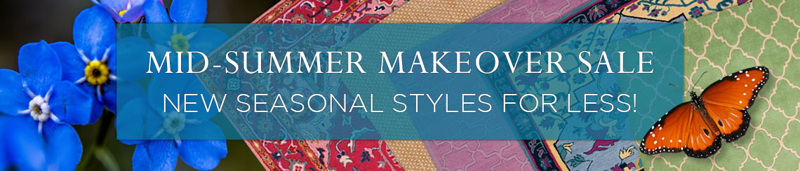 Mid-Summer Makeover Sale
