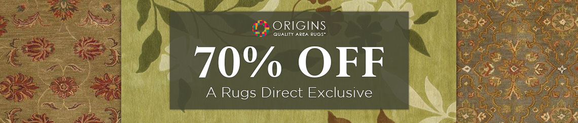 Origins - a Rugs Direct Exclusive - Save 70%