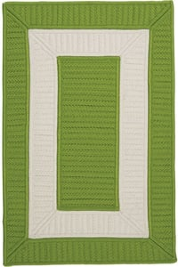 Bright Green (CB-91) Rope Walk Rope Walk Country Area Rugs