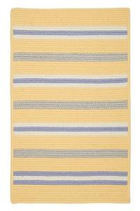 Summer Sun, Purple (PS-31) Painter Stripe Painter Stripe Striped Area Rugs