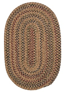 Evergold (TL-80) Twilight Braided Country Area Rugs