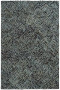 Charcoal, Blue (42110) Pantone - Colorscape Colorscape Contemporary / Modern Area Rugs