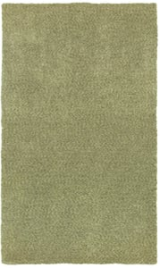 Green (73403) Heavenly Heavenly Solid Area Rugs