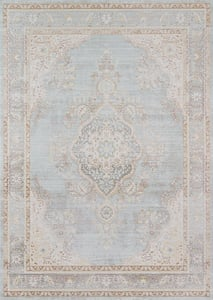 Blue Isabella ISA-01 Traditional / Oriental Area Rugs
