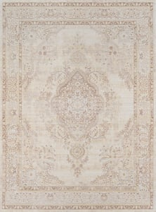 Ivory Isabella ISA-01 Traditional / Oriental Area Rugs