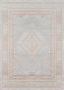 Blue Isabella ISA-07 Traditional / Oriental Area Rugs