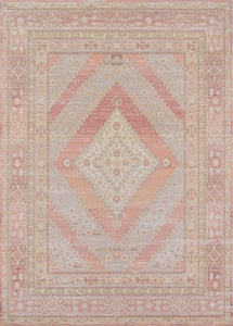 Pink Isabella ISA-07 Traditional / Oriental Area Rugs