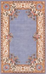 Blue Harmony HA-07 Traditional / Oriental Area Rugs