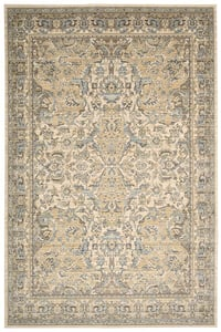 Beige Timeless TML-15 Traditional / Oriental Area Rugs
