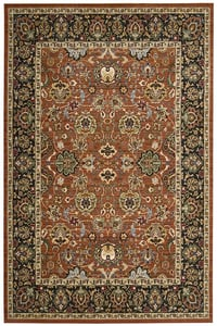 Persimmon Timeless TML-20 Traditional / Oriental Area Rugs