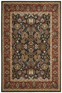 Navy Timeless TML-20 Traditional / Oriental Area Rugs