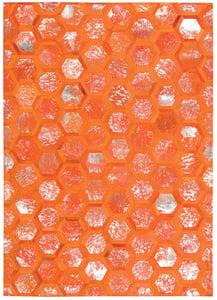Tangerine Michael Amini - City Chic MA-01 Contemporary / Modern Area Rugs
