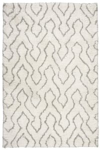 Ivory, Sage Galway GLW-03 Contemporary / Modern Area Rugs