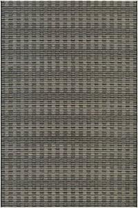 Black, Tan (9832-3959) Cape Barnstable Contemporary / Modern Area Rugs